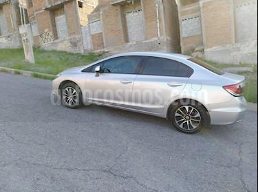 Foto venta Auto Seminuevo Honda Civic EXL 1.8L Aut NAVI (2013) color Plata Diamante precio $179,000