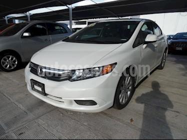 Foto venta Auto Seminuevo Honda Civic EXL 1.8L Aut (2012) color Blanco precio $168,000