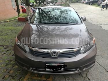 Foto venta Auto usado Honda Civic EXL 1.8L Aut (2012) color Gris precio $168,000