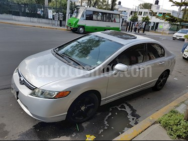 Foto venta Auto Seminuevo Honda Civic EXL 1.8L (2006) color Plata precio $69,999