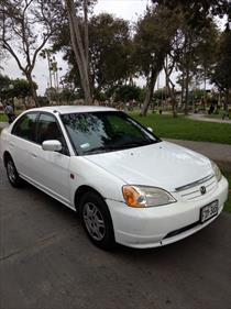 Honda Civic LX 1.6 automatico usado (2003) color Blanco precio u$s4,500