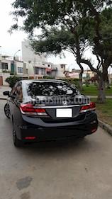 Foto venta Auto usado Honda Civic LX 1.6 automatico (2015) color Negro precio u$s16,700