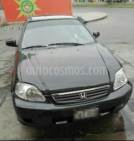 Foto venta Auto usado Honda Civic LX 1.6 automatico (1998) color Negro precio u$s3,300