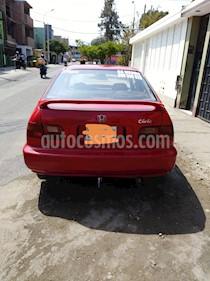 Honda Civic LX 1.6  usado (1995) color Rojo precio u$s4,500