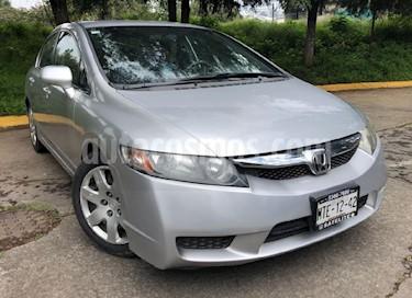 Foto venta Auto Usado Honda Civic LX 1.8L Aut (2010) color Plata precio $130,000