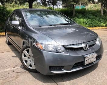 Foto venta Auto Usado Honda Civic LX 1.8L Aut (2011) color Plata precio $149,000