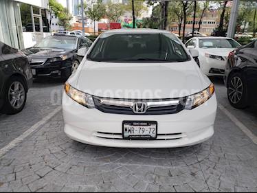 Foto venta Auto Seminuevo Honda Civic LX 1.8L Aut (2012) color Blanco Marfil precio $144,000