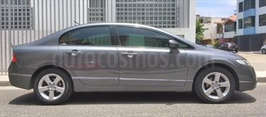 Honda Civic LX 1.8L usado (2010) color Gris Antracita precio u$s10,000