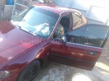 Foto venta carro usado Honda Civic LX Sinc. (1992) color Rojo precio u$s200.000