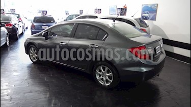 Foto venta Auto Usado Honda Civic Otra Version (2014) color Gris