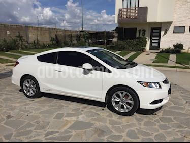 Foto venta Auto usado Honda Civic Si Coupe (2013) color Blanco Marfil precio $234,900