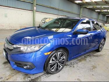 Foto venta Auto Seminuevo Honda Civic Turbo Plus Aut (2017) color Azul precio $350,000