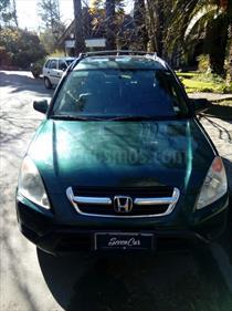 Foto venta Auto usado Honda CR-V 2.4 4WD EXR Aut  (2003) color Verde precio $5.000.000