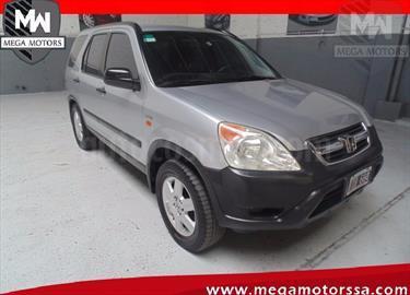 Honda CR-V 2.4 LX (160CV) Aut 2004