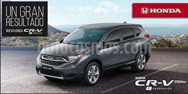 Honda CR-V 2.4L City Plus usado (2018) color Acero precio $107.490.000
