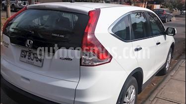 Foto venta Auto usado Honda CR-V 2.4L EXL 4x4 Aut (2015) color Blanco precio $13.900.000