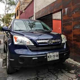 Foto venta Auto usado Honda CR-V EX 2.4L (156Hp) (2007) color Azul precio $125,000
