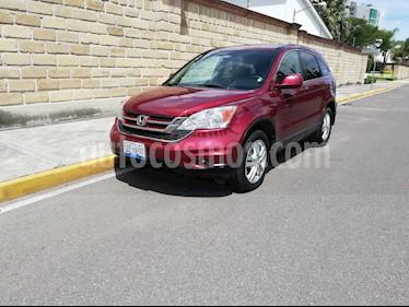 Foto venta Auto Seminuevo Honda CR-V EX 2.4L (156Hp) (2010) color Rojo precio $162,900