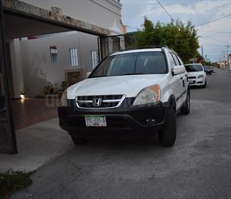 Foto venta Auto usado Honda CR-V EX 2.4L (166Hp) (2004) color Blanco precio $79,000