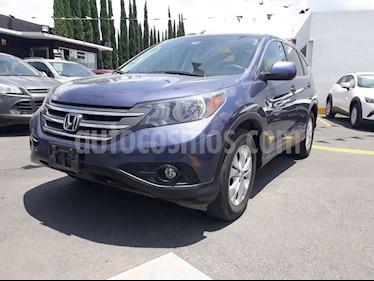 Foto venta Auto Usado Honda CR-V EX 2.4L (166Hp) (2013) color Azul precio $235,000
