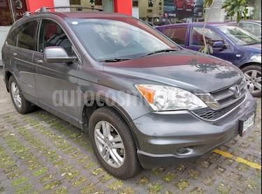 Foto venta Auto Seminuevo Honda CR-V EX 2.4L (166Hp) (2010) color Antracita precio $165,000