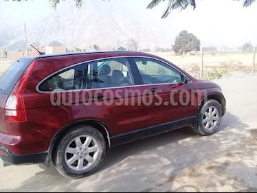 Honda CR-V EX 4x4 usado (2009) color Rojo Granate precio u$s11,000