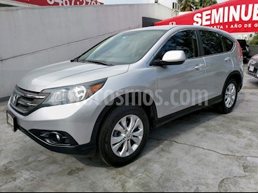 Foto venta Auto Usado Honda CR-V EX Premium (2014) color Plata Diamante precio $260,000