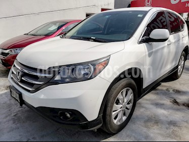 Foto venta Auto Seminuevo Honda CR-V EX Premium (2014) color Blanco Marfil precio $255,000