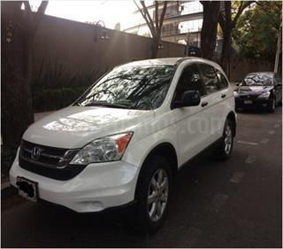 Foto venta Auto usado Honda CR-V EX (2011) color Blanco Marfil precio $171,500