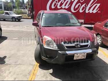 Foto venta Auto usado Honda CR-V EX (2002) color Rojo precio $82,000
