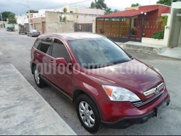Foto venta Auto usado Honda CR-V EX (2008) color Rojo Granada precio $107,500