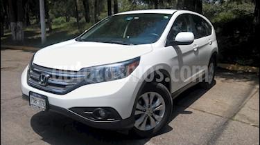 Foto venta Auto Usado Honda CR-V EX (2013) color Blanco precio $245,000