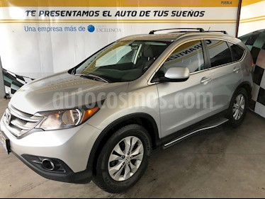 Foto venta Auto Seminuevo Honda CR-V EX (2013) color Plata precio $225,000