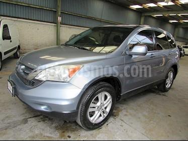 Foto venta Auto Seminuevo Honda CR-V EX (2011) color Azul precio $185,000