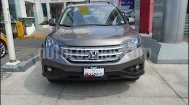 Foto venta Auto Seminuevo Honda CR-V EX (2013) color Cafe precio $235,000