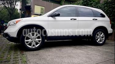 Foto venta Auto usado Honda CR-V EX (2007) color Blanco precio $130,000
