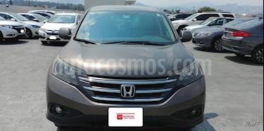 Foto venta Auto Seminuevo Honda CR-V EX (2014) color Cafe precio $275,000