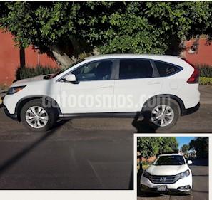 Foto venta Auto usado Honda CR-V EX (2013) color Blanco Marfil precio $235,000