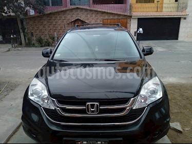 Honda CR-V EX usado (2010) color Negro precio u$s12,500