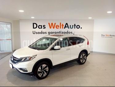 Foto venta Auto Seminuevo Honda CR-V EXL 2.4L (156Hp) (2015) color Blanco precio $300,000