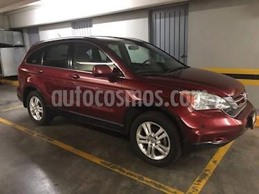 Foto venta Auto usado Honda CR-V EXL 2.4L (166Hp) (2011) color Rojo precio $170,000