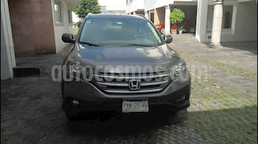 Foto Honda CR-V EXL NAVI 4WD usado (2012) color Tungsteno precio $210,000