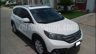 Foto venta Auto usado Honda CR-V EXL NAVI 4WD (2013) color Blanco precio $257,000