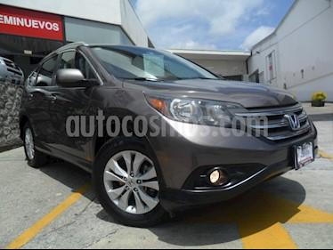 Foto venta Auto Seminuevo Honda CR-V EXL NAVI 4WD (2013) color Tungsteno precio $220,000