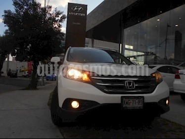 Foto venta Auto Seminuevo Honda CR-V EXL NAVI 4WD (2014) color Blanco precio $269,000