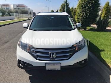 Foto venta Auto Seminuevo Honda CR-V EXL NAVI 4WD (2013) color Blanco Marfil precio $258,000