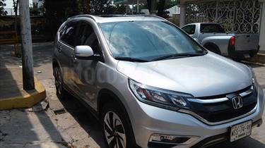 Foto venta Auto Seminuevo Honda CR-V EXL Navi (2015) color Plata Diamante precio $295,000