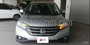 Foto venta Auto Usado Honda CR-V EXL NAVI (2014) color Plata precio $290,000