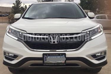 Foto venta Auto Seminuevo Honda CR-V EXL Navi (2016) color Blanco precio $325,000