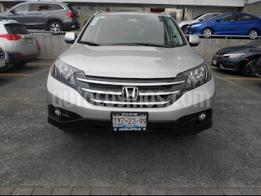 Foto venta Auto Seminuevo Honda CR-V EXL NAVI (2014) color Plata precio $275,000